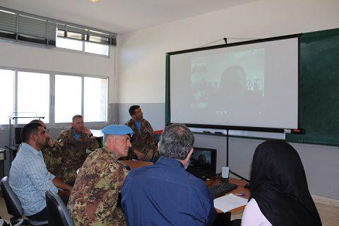20150921_SW UNIFIL_collegamento streaming scuole (2)