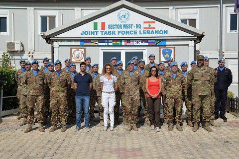 Unifil sw visita commissione difesa della camera for Commissione difesa camera