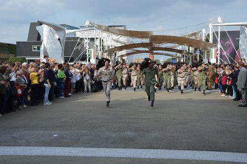 20150927_EXPO Milano_fanfare dei Bersaglieri_Esercito Italiano (4)