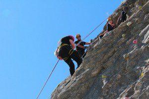Esercito Italiano_Centro Addestramento Alpino_addestramento su parete rocciosa
