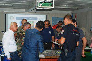 20151015_ITALBATT UNIFIL_pianificazione esercitazione Disaster Management