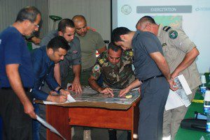20151015_ITALBATT_UNIFIL_ fase dell'esercitazione congiunta Disaster Management