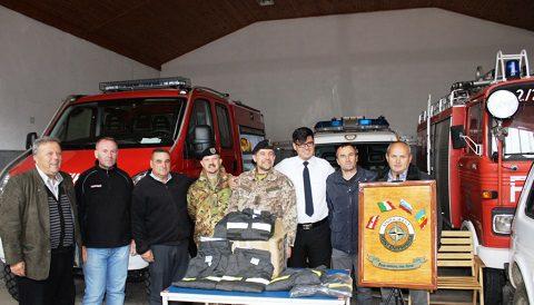 20151023_KFOR_MNBG-W_Donazione ai vigili del fuoco di Dragas