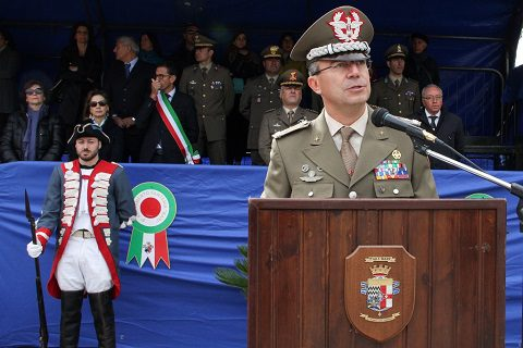 20151023_brigata Pinerolo_Generale di Brigata Gianpaolo  Mirra