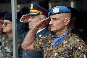 20151026_Generale di Divisone Luciano Portolano, Head of Mission e Force Commander di UNIFIL