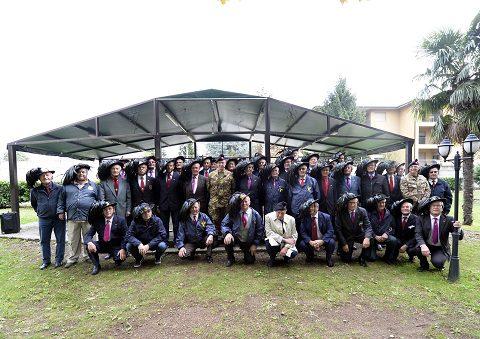IL COMANDANTE NRDC-ITA CON LE ASSOCIAZIONI