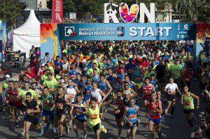 20151108_Partenza della Beirut Marathon 2015