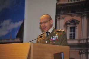 Generale di Corpo d'Armata Danilo Errico