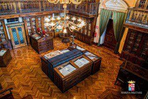 Biblioteca Palazzo Marina