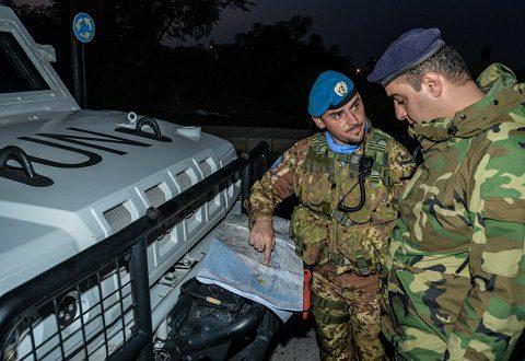 20151127 UNIFIL e LAF Pattugliamento Congiunto notturno-001