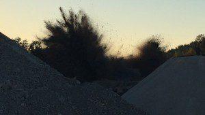 20151202_Esercito Italiano_Esplosione bomba