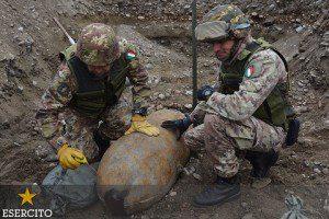 20151202_Esercito Italiano_despolettamento bomba
