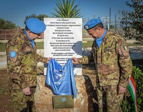 20151204 Deposizione targa e onore ai caduti GIGLI - DE CILLIS