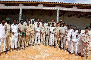 20151218_EURM Somalia_CIMIC Esercito Italiano detenuti e agenti di custodia a fine corsi