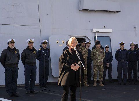 20151223_Mare Sicuro_Marina Militare_visita MinDif sen Pinotti (5)