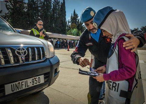 20160211 Road Safety Awareness alla scuola pubblica di Al Masaken di Tiro-219