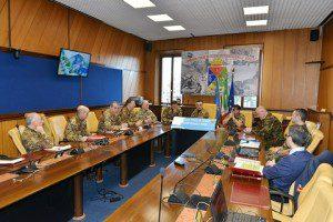 Foto 1 - Delegazione svizzera a COMFODI-NORD