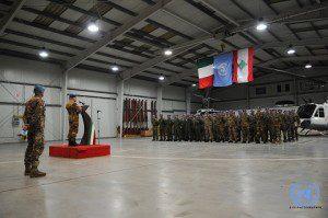 Il saluto del capo di SME al personale della Task Force ITALAIR