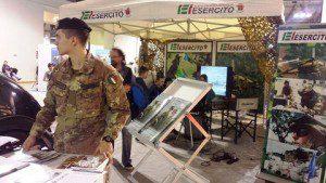 L'Esercito alla 5^ edizione di Milano Autoclassica1