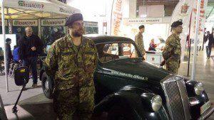 L'Esercito alla 5^ edizione di Milano Autoclassica2