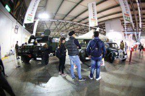 L'Esercito alla 5^ edizione di Milano Autoclassica4