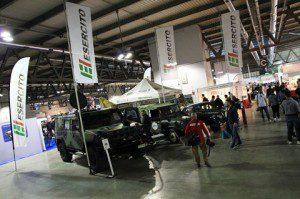 L'Esercito alla 5^ edizione di Milano Autoclassica5