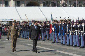 Giuramento Allievi Scuola Militare Teuliè