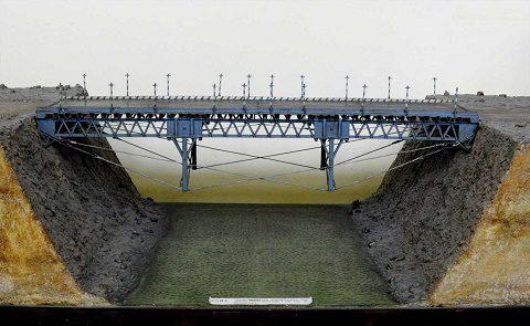 ponte metallico tipo Di Benedetto - Istituto Storico e di Cultura dell'Arma del Genio_1
