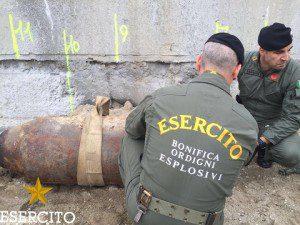 20160403_Esercito_10 regg Genio guastatori_Pizzighettone_boe bonifica ordigno (1)