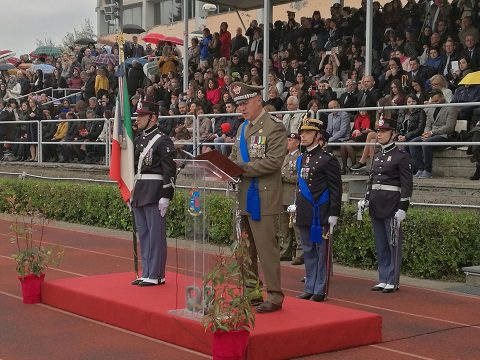 20160408_giuramento 18° corso Marescialli_Esercito Italiano (1)