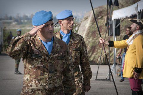 Il generale Nitti e il colonnello Rosa