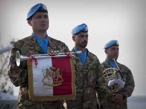 Musicante della Brigata ''Sassari''