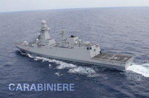 nave Carabiniere_Marina Militare