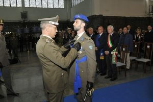 20160510_AVES_Medaglia d'argento al valore dell'Eseercito al Cap. Paolo GIANGREGORIO