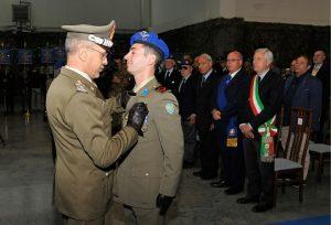 20160510_AVES_Medaglia d'argento al valore dell'Esercito al 1° Caporal Maggiore Simone SERNACCHIOLI