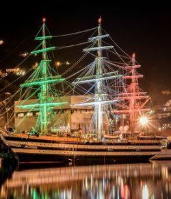 Marina: nave scuola Vespucci verso il Canada e il Nord America