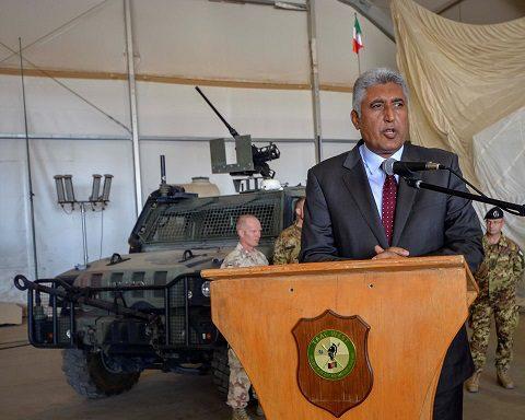 20160525_Governatore Prov Herat Mr Asif Rahimi