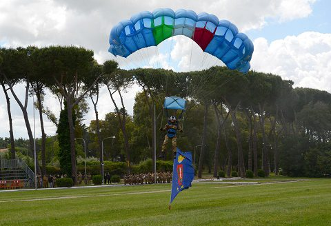 Aviolancio Paracadutisti Gruppo Sportivo Esercito