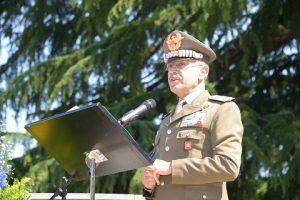 Capo di Stato Maggiore dell'Esercito Generale di Corpo d'Armata Danilo ERRICO