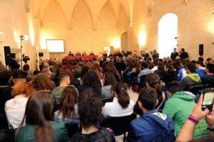 Lecce 21 maggio Castello Carlo V Convegno _Contributo della Puglia nella 1^ G. M._