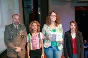 Premio Speciale della Commissione - ISIS MERONI - LISSONE - DIARIO - CLASSE 4 LAD - BARONE, ROSSELLO, SISTO