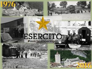 #Terremoto #Friuli_Esercito Italiano