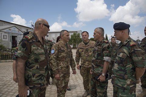 20160610_SW_UNIFIL_visita Lebanese Military Council (1)