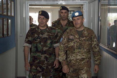 20160610_SW_UNIFIL_visita Lebanese Military Council (2)