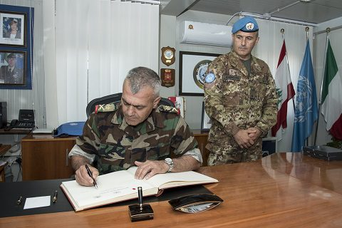 20160610_SW_UNIFIL_visita Lebanese Military Council (5)