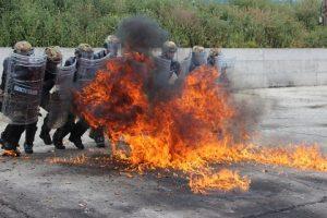 20160617_MNBG-W KFOR_Fire Phobia superamento fiamme di squadra