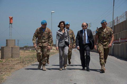 20160621_UNIFIL SW_visita Pres Camera on Boldrini (1)