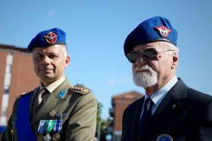 Comandante 4 Scorpione e Presidente Sez Muscarà ANAE