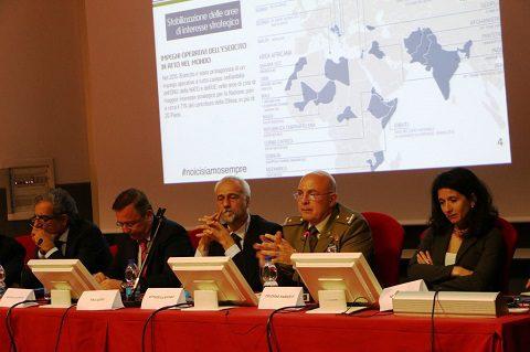 Convegno Università di Milano facoltà di Agraria Gen. Michele CITTADELLA (14)