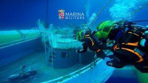 20160629_Marina Militare_Recupero relitto - operazioni subacquee 2 (2)
